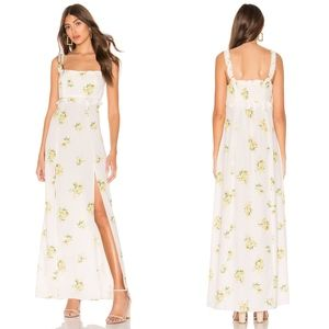 SHOW ME YOUR MUMU Bristol Floral Maxi Dress